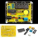 Frequency Tester 1Hz-50MHz Crystal Counter Meter, Kit, with housing