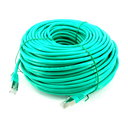 CABLE FTP 4x2conductors 5cat., green 26AWG
