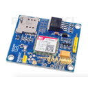 GSM MODULIS suderinamas su Message Bluetooth TTS DTMF Quad-band